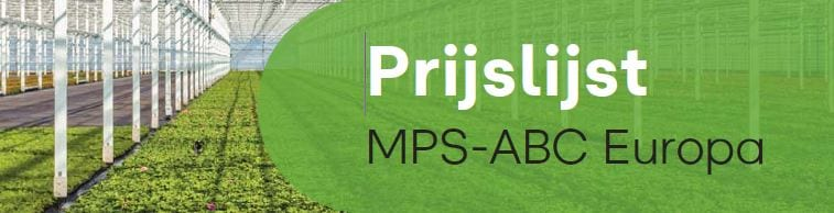 Prijzen MPS-ABC